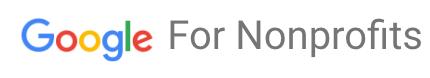 Google For Non Profit avec Webassoc.fr