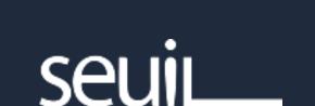 Webassoc.fr avec l'association Seuil