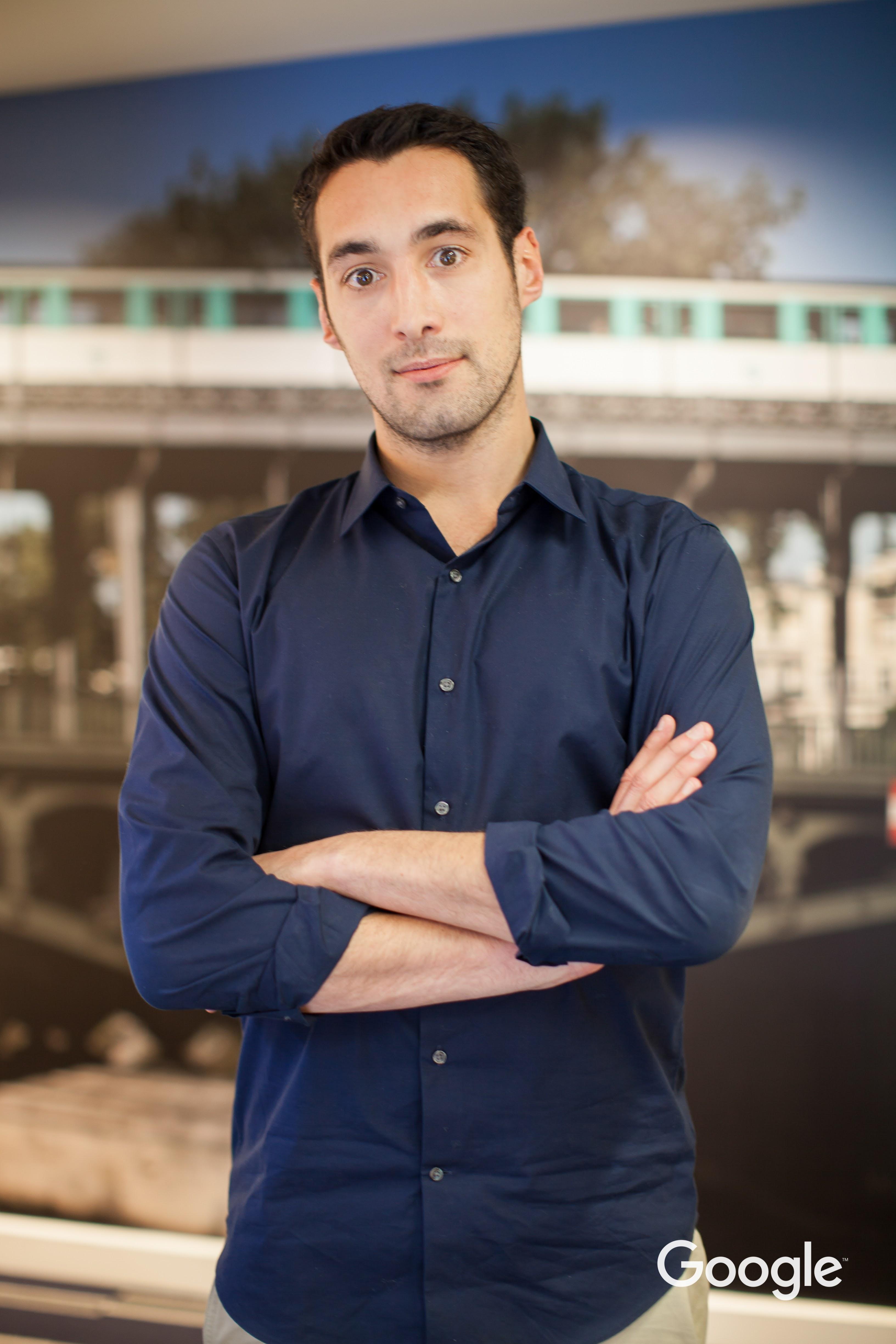Mehdi Bouazza avec Webassoc.fr